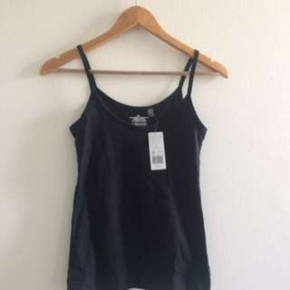 Bonds Black Singlet