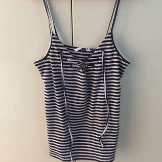 Supre striped Top