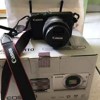 Canon M10 +15-45mm鏡頭