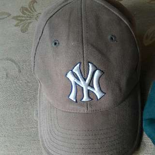 ORIGINAL NY MLB basseball cap