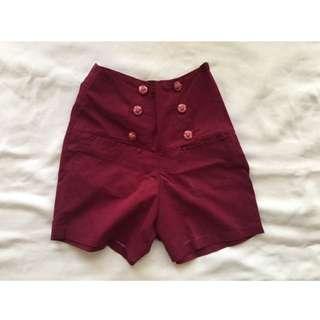 🌸HighWaist Short