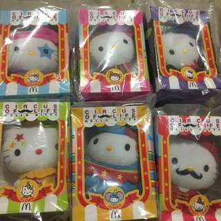 Brand New Hello Kitty Dolls