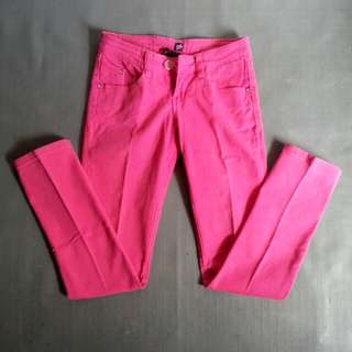 Crissa Pink Jeans