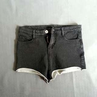Faded Black Short