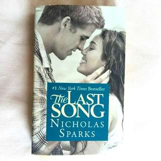 The Last Song By Nicholas Sparks #MidNovember50