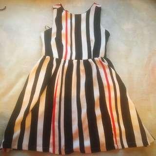 STRIPY CUTE DRESS