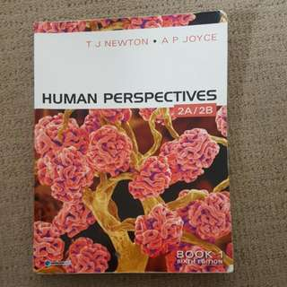human perspectives 2A/2B