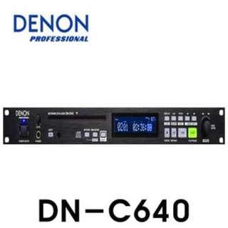 Brand New Denon Professional DN-C640
