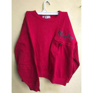 Sweater Size S besar