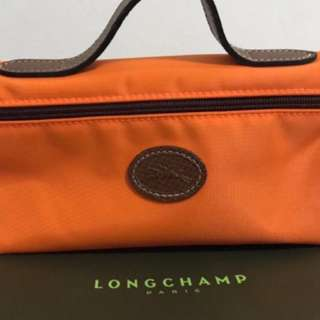 Longchamp cosmetic/Lunch bag