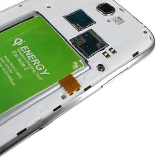 Wireless Charging Card For Samsung Galaxy Note 2