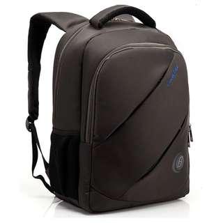 """潮款灰綠色15.6"""" 電腦背包, Trendy grey green color 15.6"""" laptop backpack"""