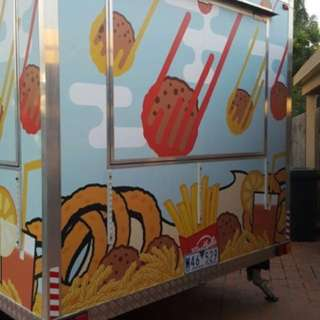 Owner Selling Full Equipped Certified Food Truck
