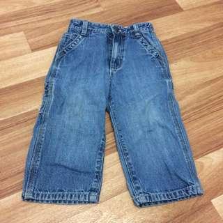 Oshkosh Blue Jeans Size 18 Months