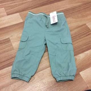 BNWT Sprout Cargo Pants Size 00