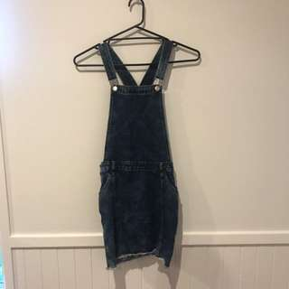 Dungaree Dress / Overall Dress