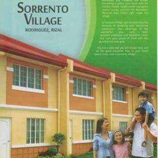 House & Lot (Rodriguez Rizal)