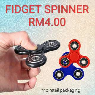 💥 (CLEARANCE) FIDGET SPINNER 💥