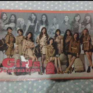 * Girls Generation SNSD File Folder Kpop