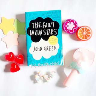 JOHN GREEN BOOKS  250 each  Get his 4 books for 900  #BookTrade  I'm not always online here. Questions? Txt me @0927-752-7473