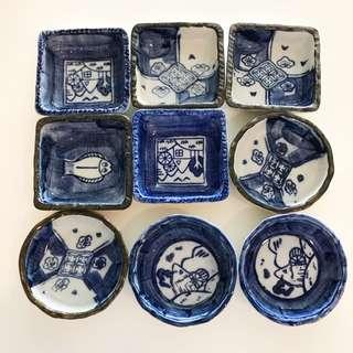Handcrafted Ceramic Saucer