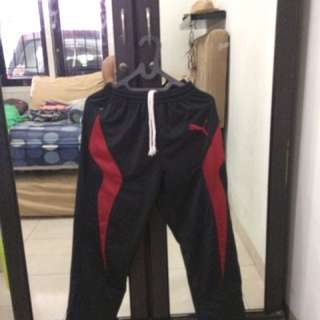Training PUMA All Size Fit To L