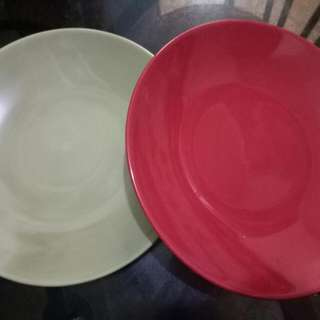 Set Of 2 Serving Plates Gourdo's
