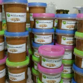 Homemade Peanut Butter (Wholesale Or Retailer Is Accepted)