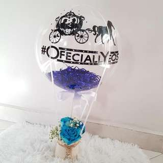 Petite Posie Hot Air Balloon