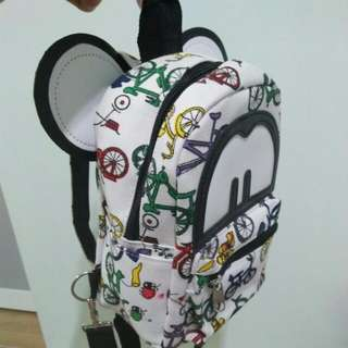 Kids Backpack / Bag (Mickey Style)