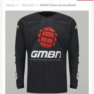 BN GMBN TEAM JERSEY BLACK (M)