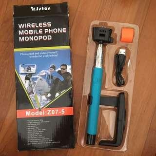Selfie Stick: Wireless