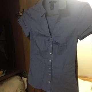 H&M襯衫