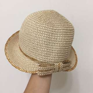 仿籐編帽子(可換物)