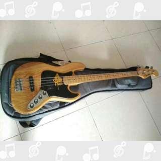 Reprice! Fender Jazz Bass