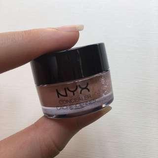 Nyx Full Coverage Concealer Medium (CJ 05) ORIGINAL NEW