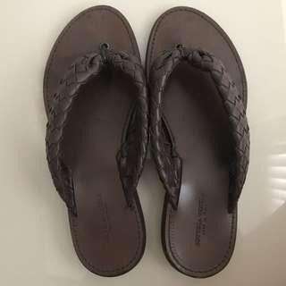 Bottega Veneta Brown Sandal