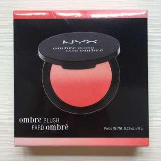 Nyx Ombre Blush Soft Flush (OB 07) ORIGINAL NEW