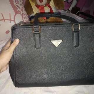 Secosana Elegant Black Bag
