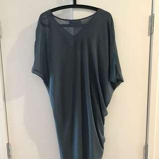 Moochi Fold Dress