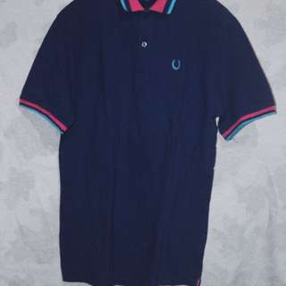 Bundle: 2 Replica Fred Perry Polo Shirts