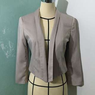 NEW LOOK NUDE BUSINESS OUTER
