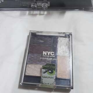 NYC Eyeshadows