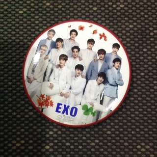 * EXO Badge Pin Kpop