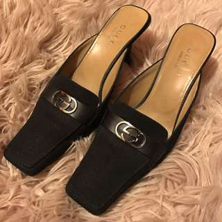 100% Authentic Gucci Mules