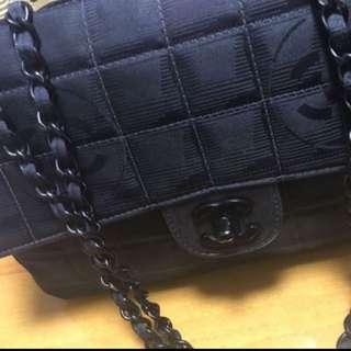 25cm chanel vintage bag 卡貼齊