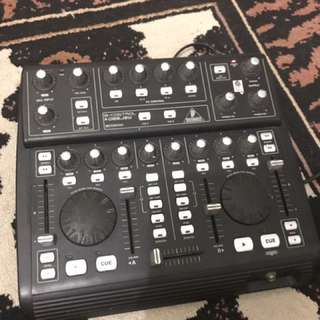 DJ Controller Behringer BCD 3000 Murah Berkualitas