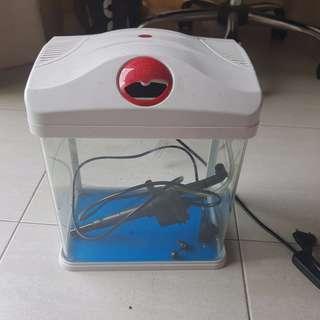 Fish Tank (23 x 15 x 26 cm)