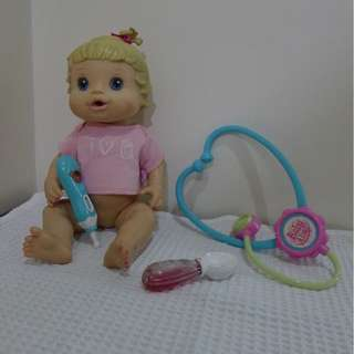 Baby Alive Doll + Toys