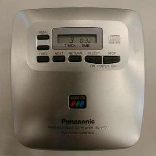 中古 Panasonic Video CD Player (睇内文)